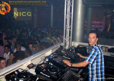DJ NICQ LEYSEN EVENEMENTEN 20
